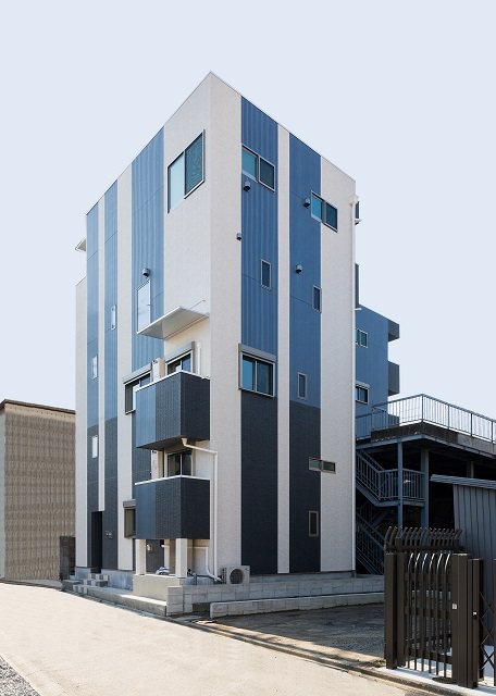 投資アパート Via・Monte2