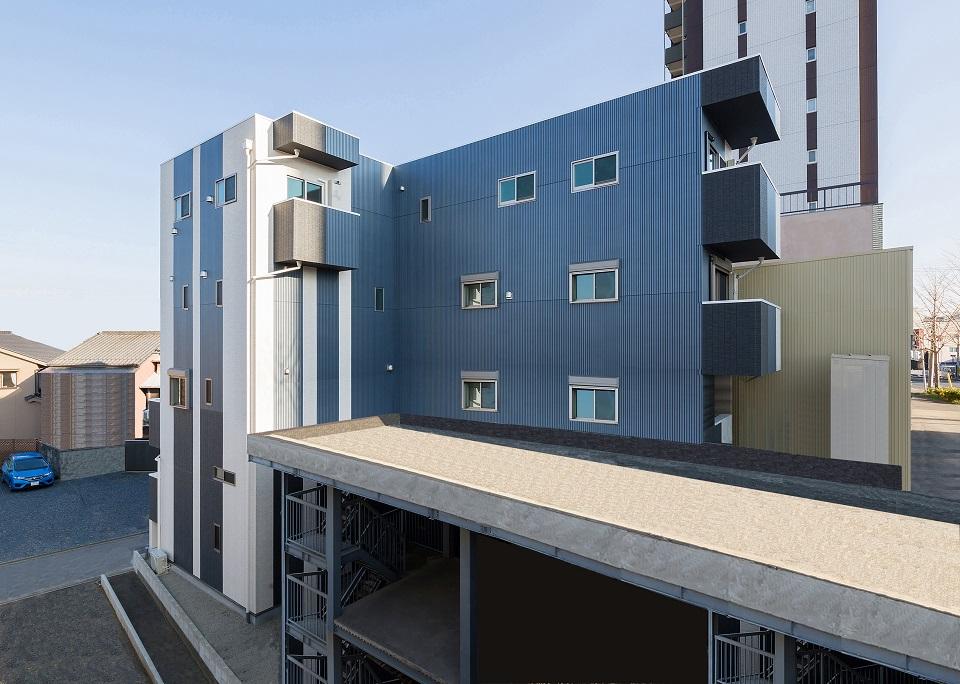 投資アパート Via・Monte4