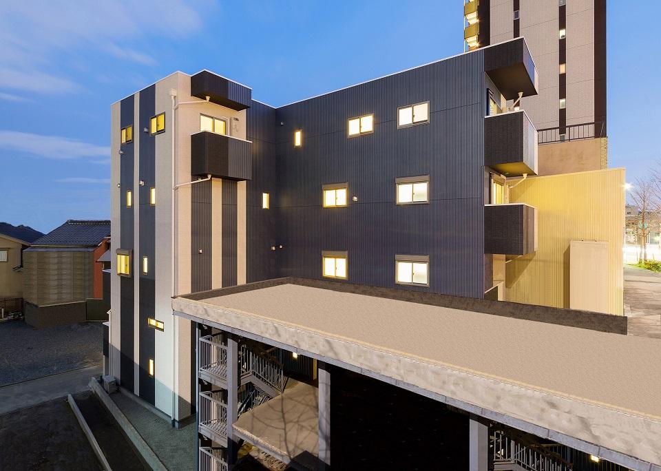 投資アパート Via・Monte5