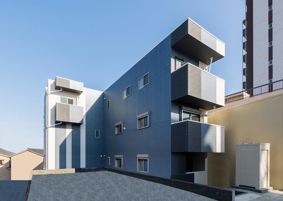 投資アパート Via・Monte6