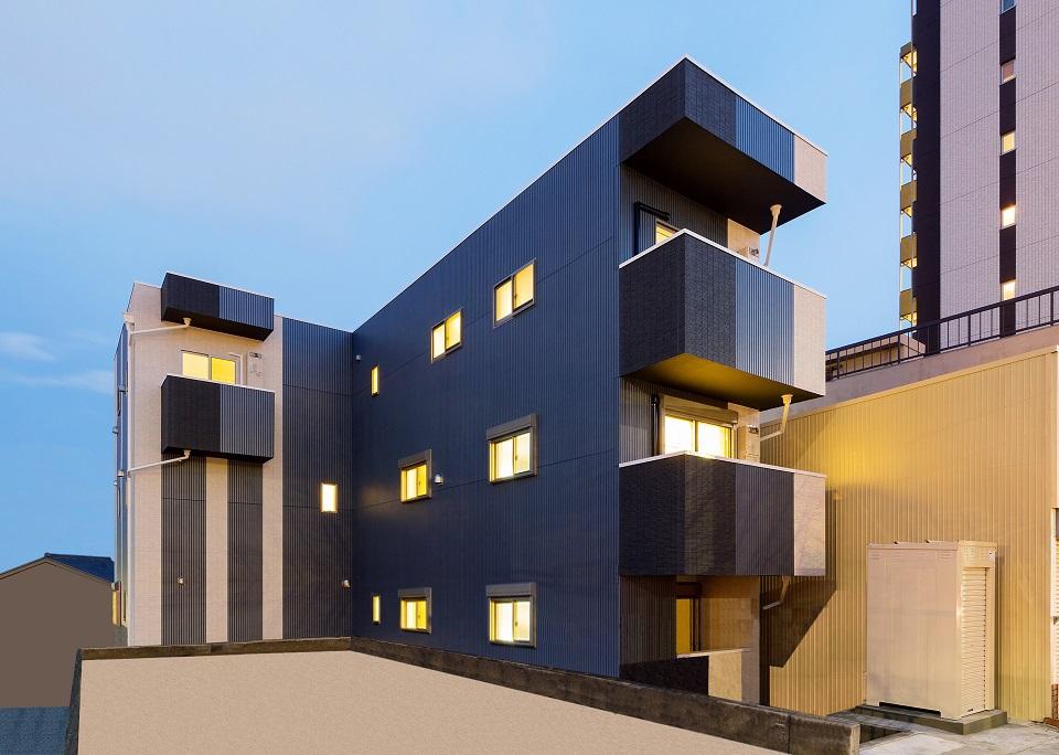 投資アパート Via・Monte7