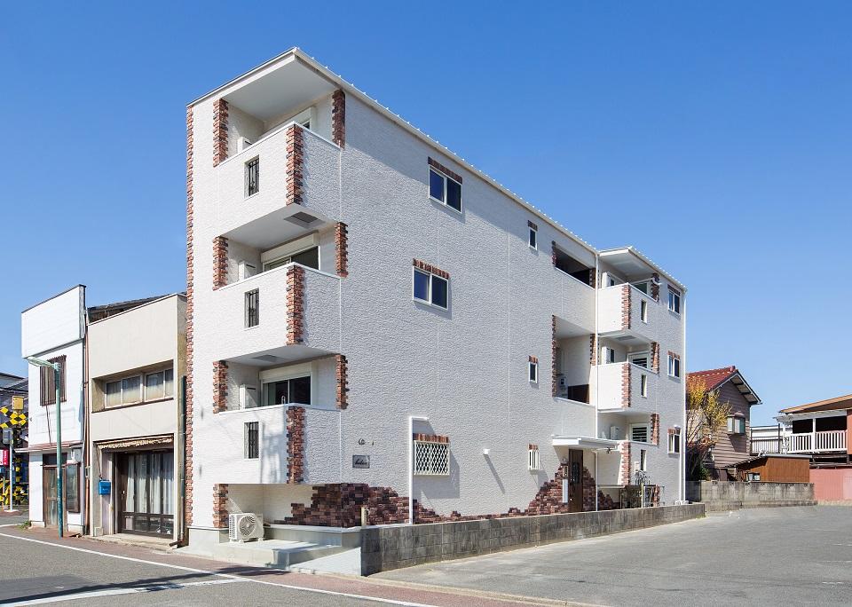 投資アパート belier4
