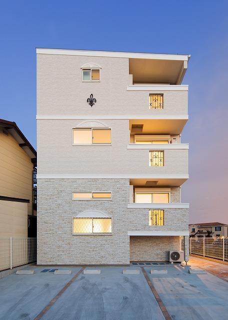 投資アパート Solid勝川1