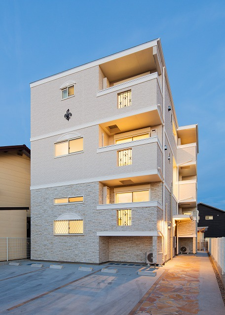 投資アパート Solid勝川3