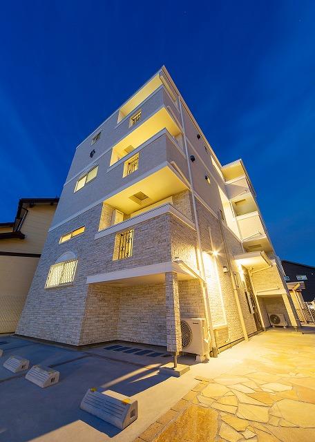 投資アパート Solid勝川7