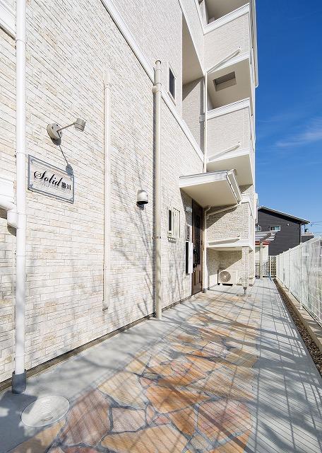 投資アパート Solid勝川8