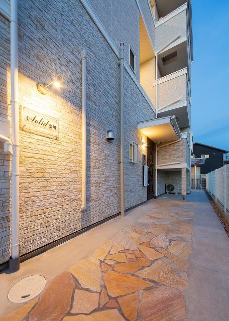 投資アパート Solid勝川9
