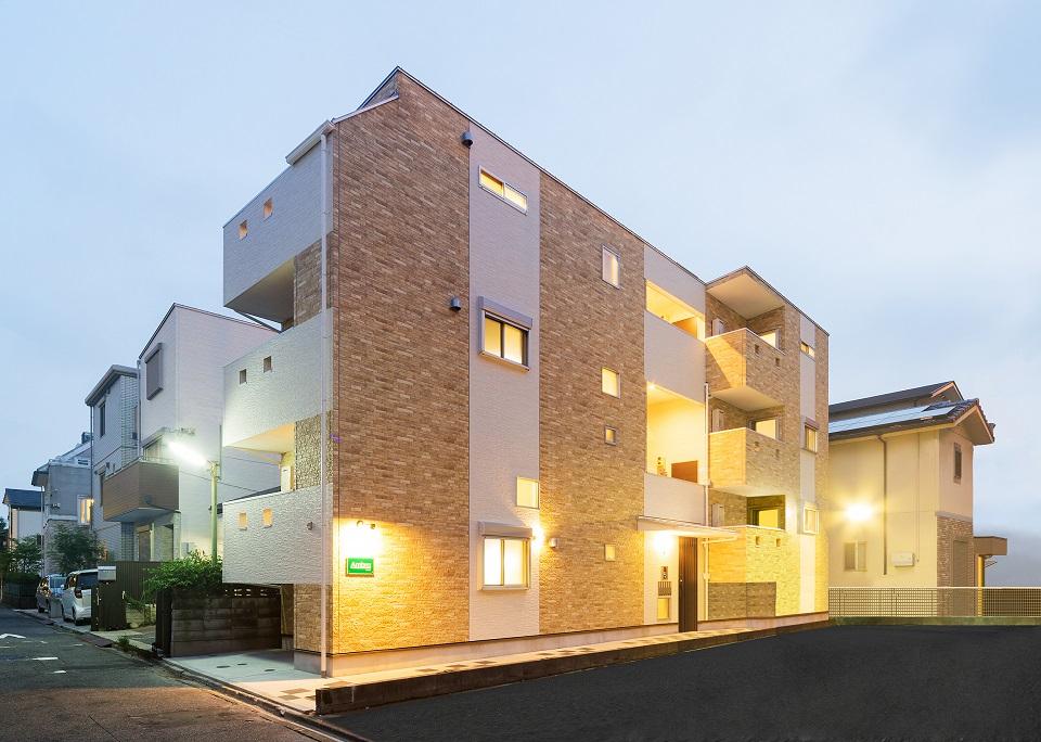 投資アパート Ambra1