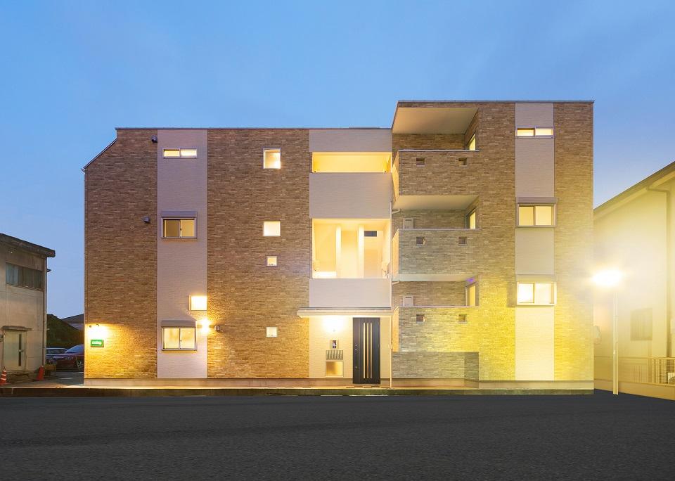 投資アパート Ambra3