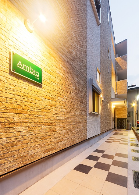 投資アパート Ambra8