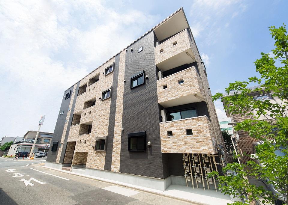 投資アパート Tiare4