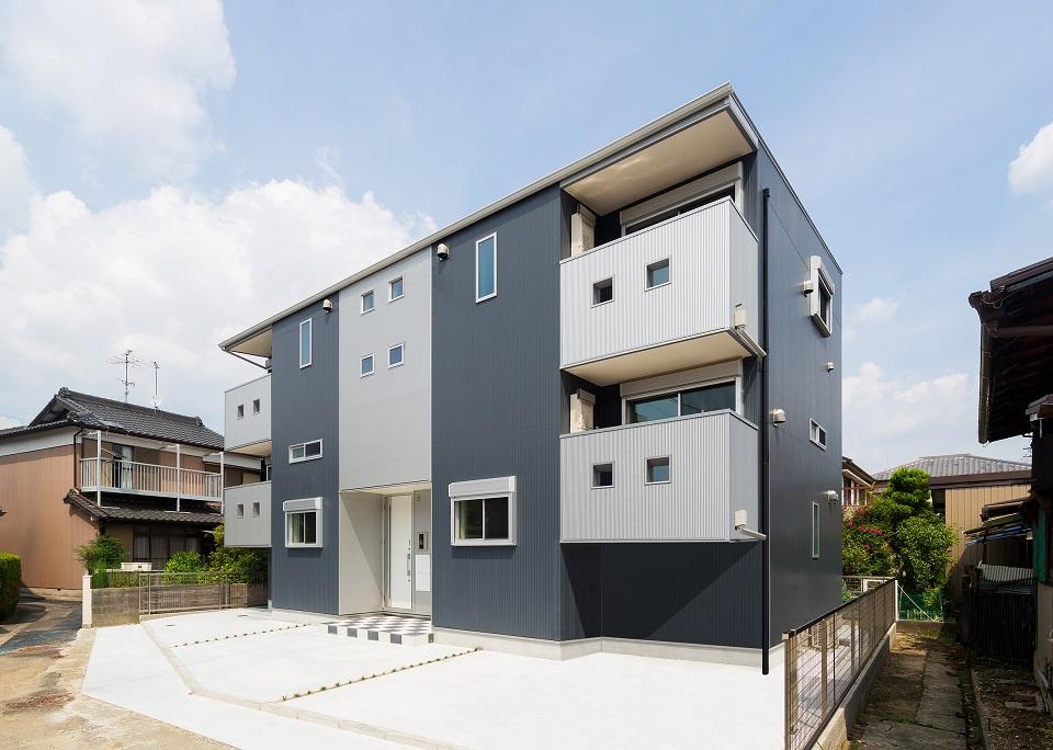 投資アパート RadIAnce鳴海4