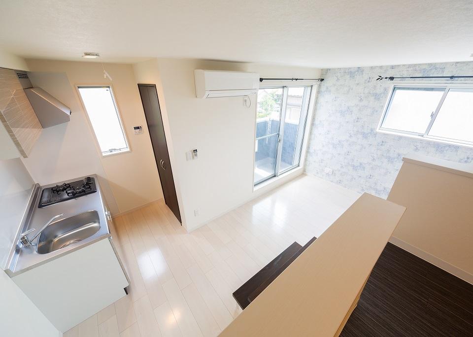 投資アパート RadIAnce鳴海26