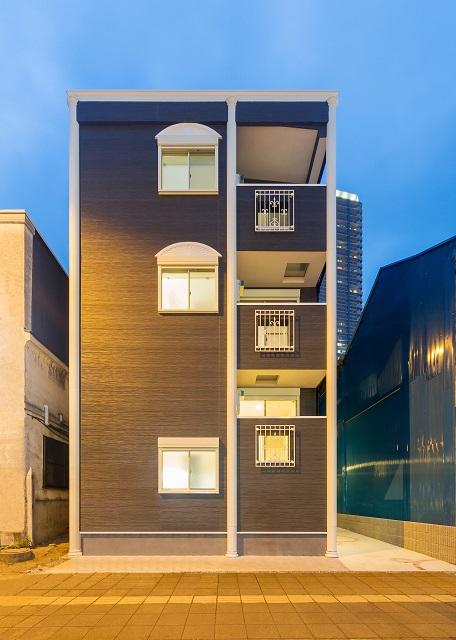 投資アパート En Hills横浜3
