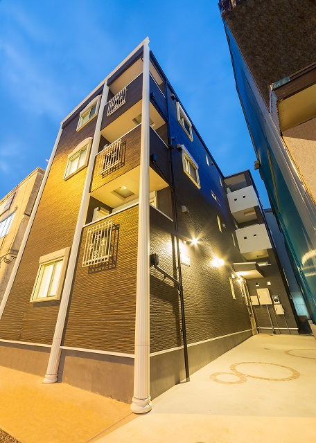 投資アパート En Hills横浜5