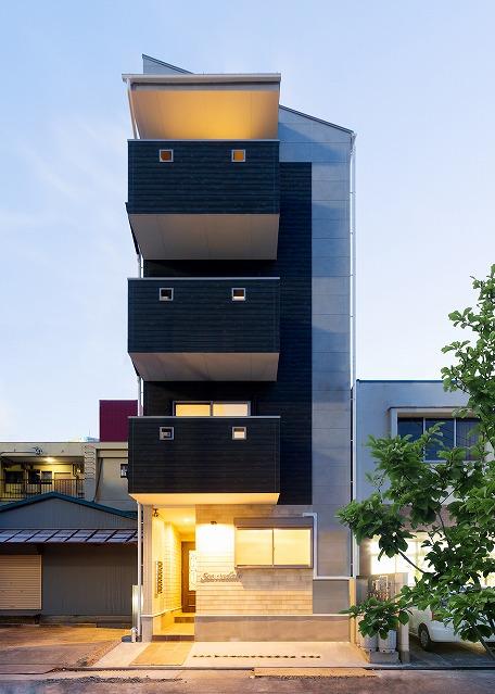投資アパート Scottsdale1