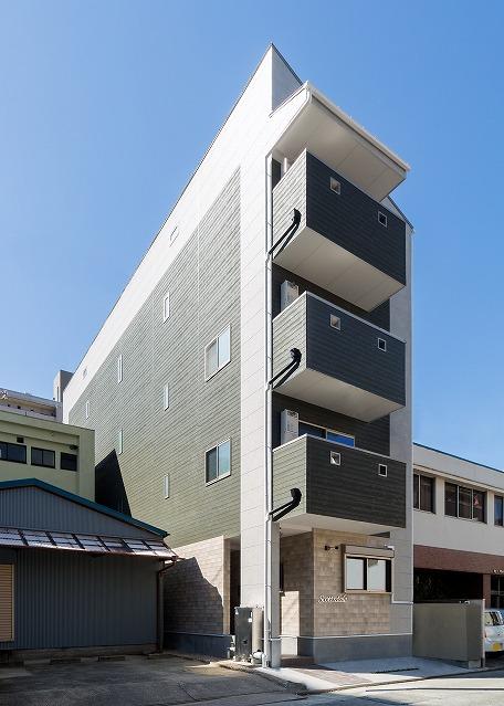 投資アパート Scottsdale2