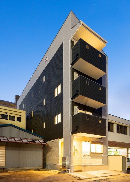 投資アパート Scottsdale3