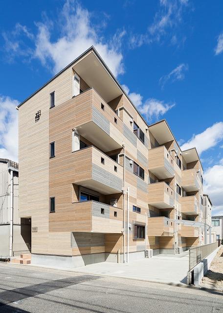 投資アパート La Porte Shinagawa0
