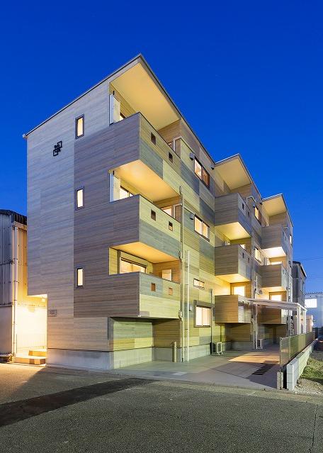 投資アパート La Porte Shinagawa1