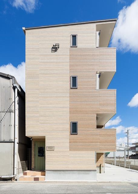 投資アパート La Porte Shinagawa2