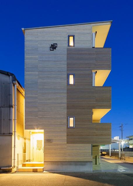 投資アパート La Porte Shinagawa3