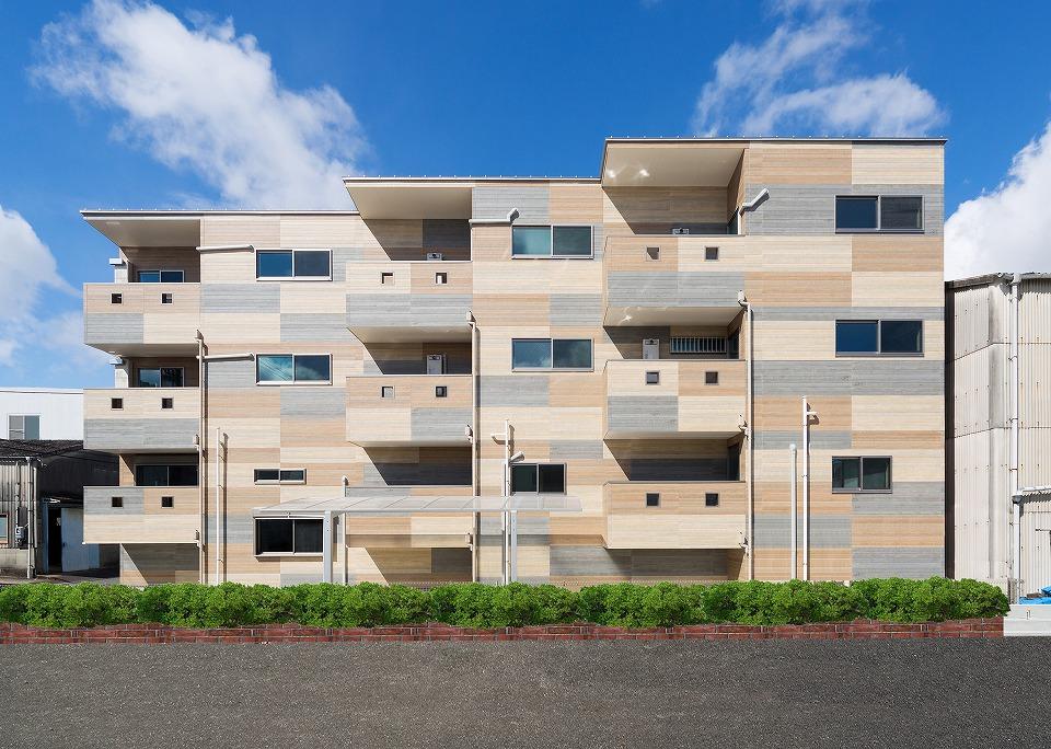 投資アパート La Porte Shinagawa4