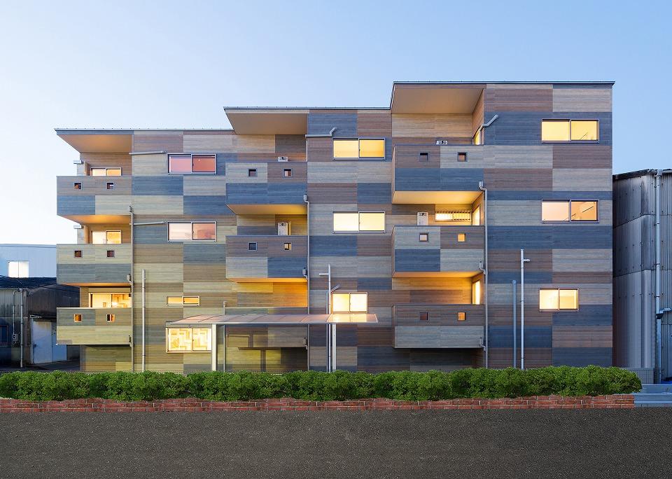 投資アパート La Porte Shinagawa5