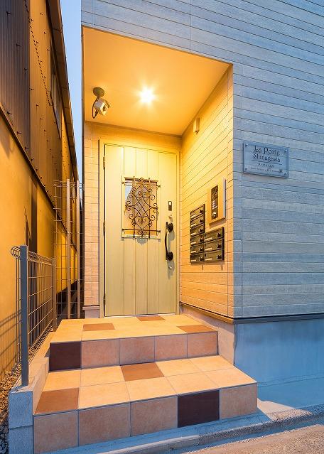 投資アパート La Porte Shinagawa6