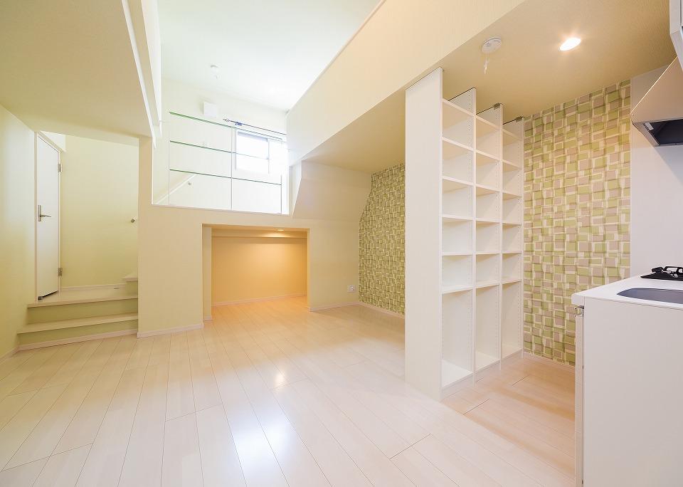 投資アパート La Porte Shinagawa11