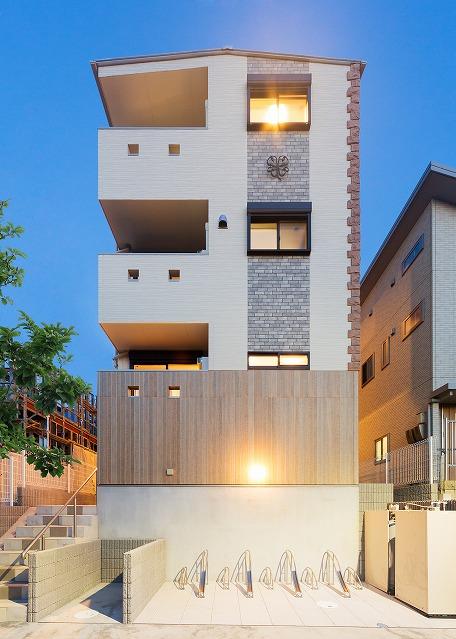投資アパート Gran'Gate1