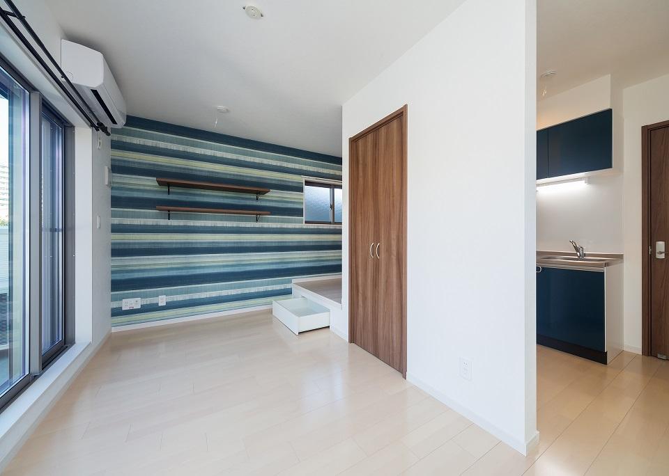 投資アパート RadIAnce白壁14