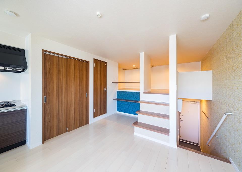 投資アパート Miraile21