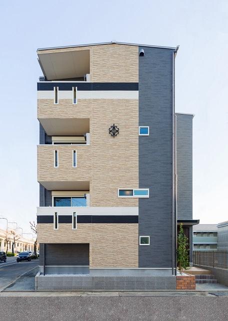 投資アパート Miraile30