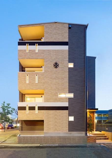 投資アパート Miraile33