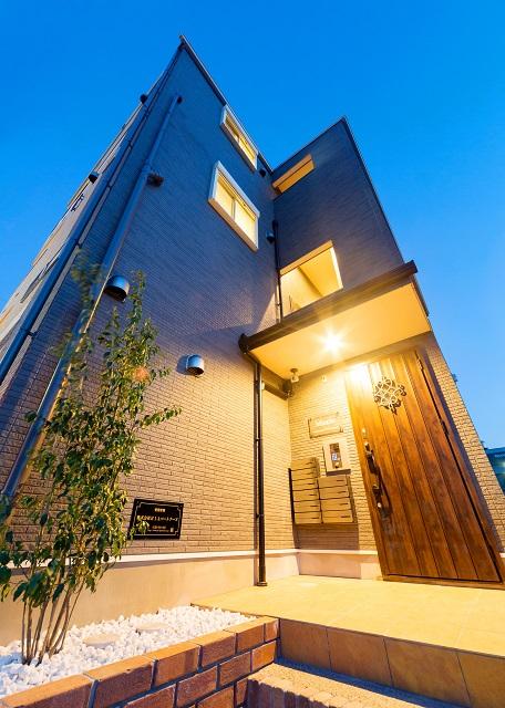 投資アパート Miraile36