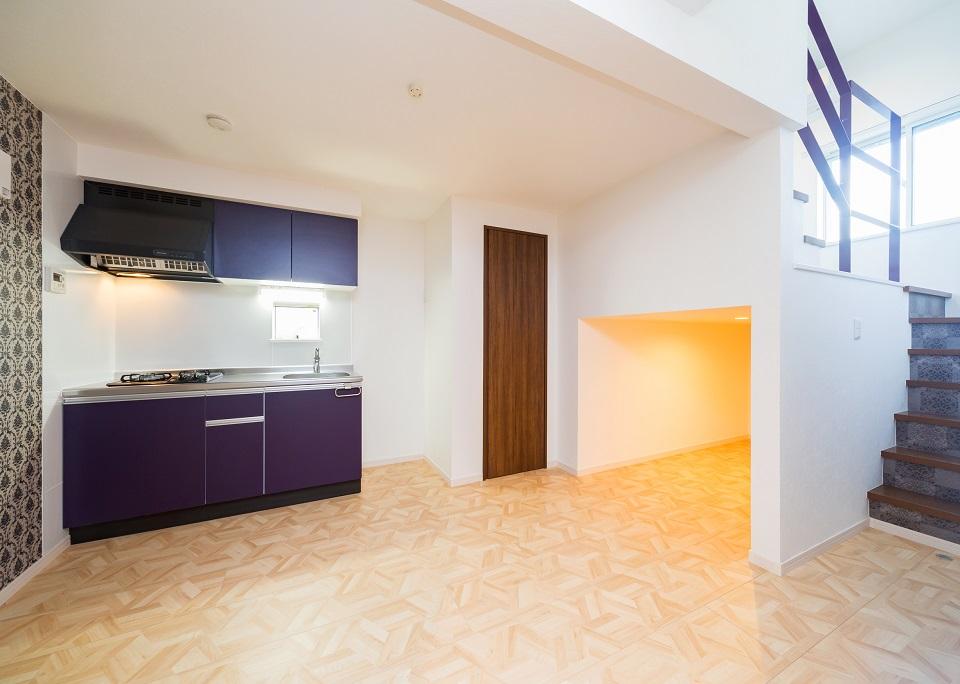 投資アパート Miraile38