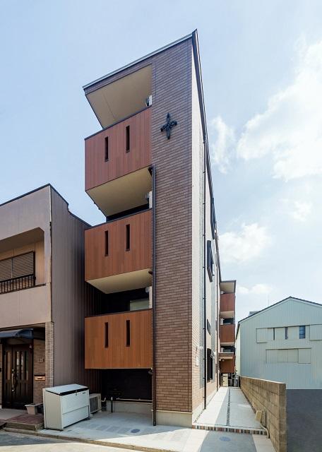 投資アパート LIBRE名古屋0