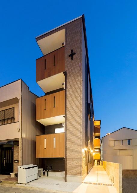 投資アパート LIBRE名古屋1