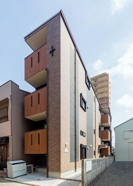 投資アパート LIBRE名古屋2