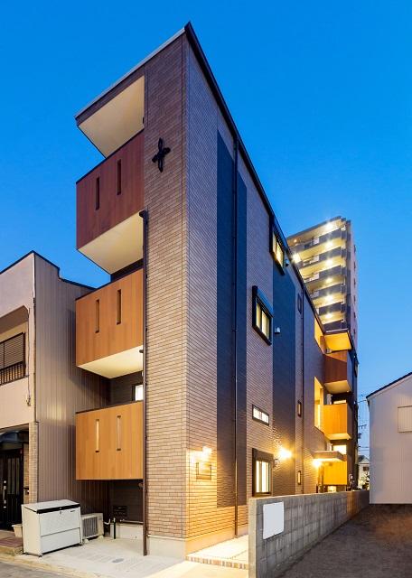 投資アパート LIBRE名古屋3