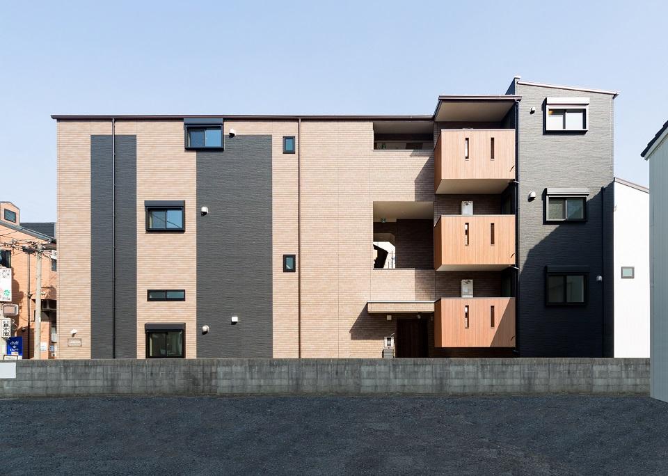 投資アパート LIBRE名古屋4