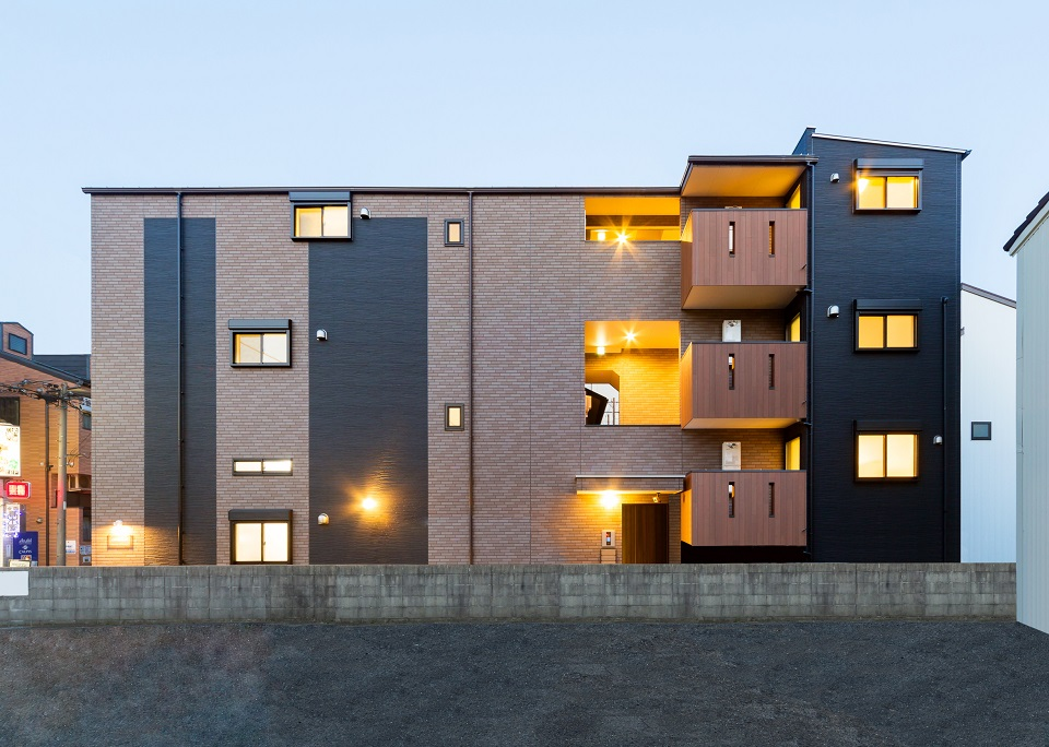 投資アパート LIBRE名古屋5