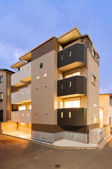 投資アパート ARABESQUE1
