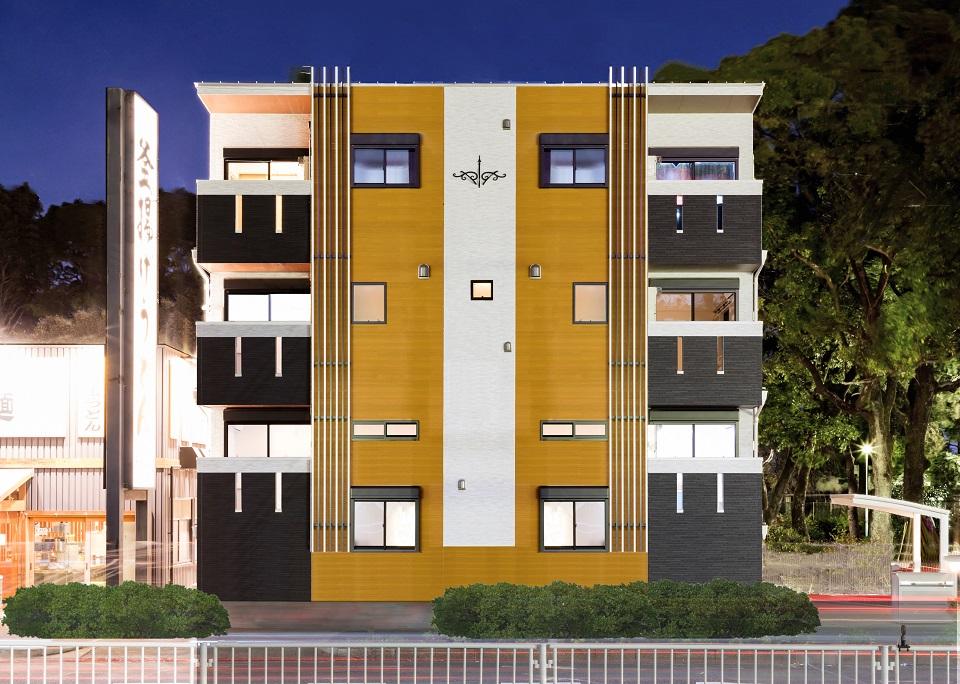 投資アパート Le lien link1