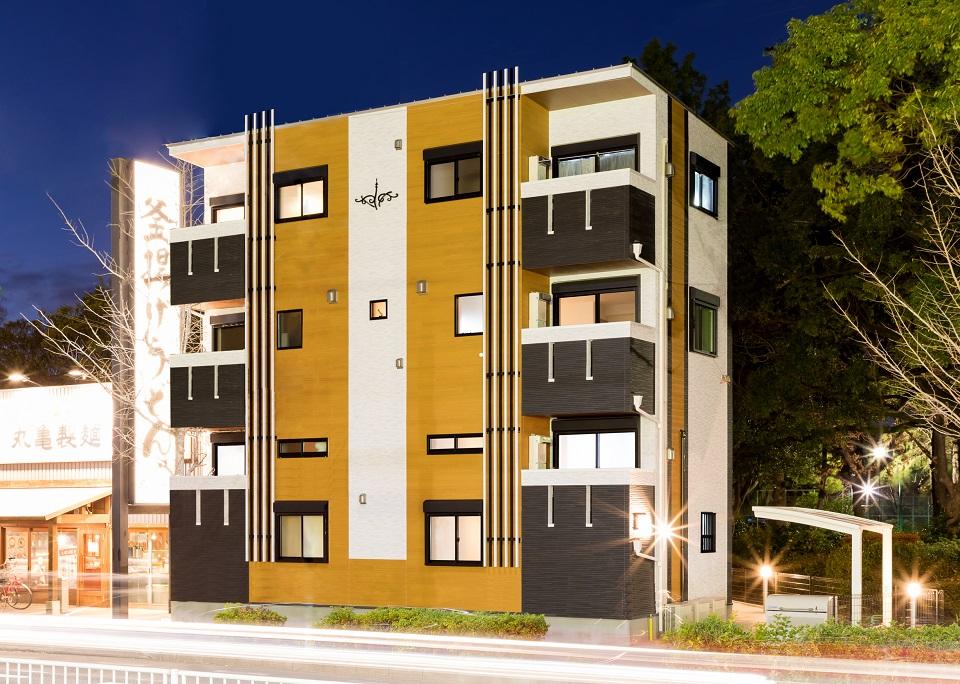 投資アパート Le lien link3