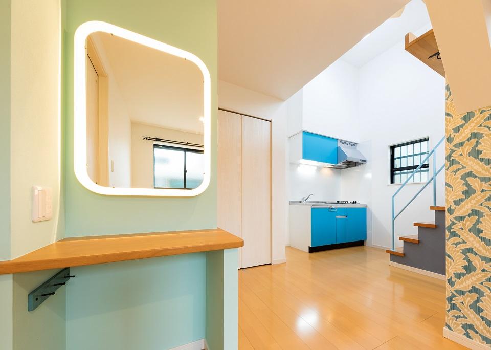 投資アパート Le lien link21