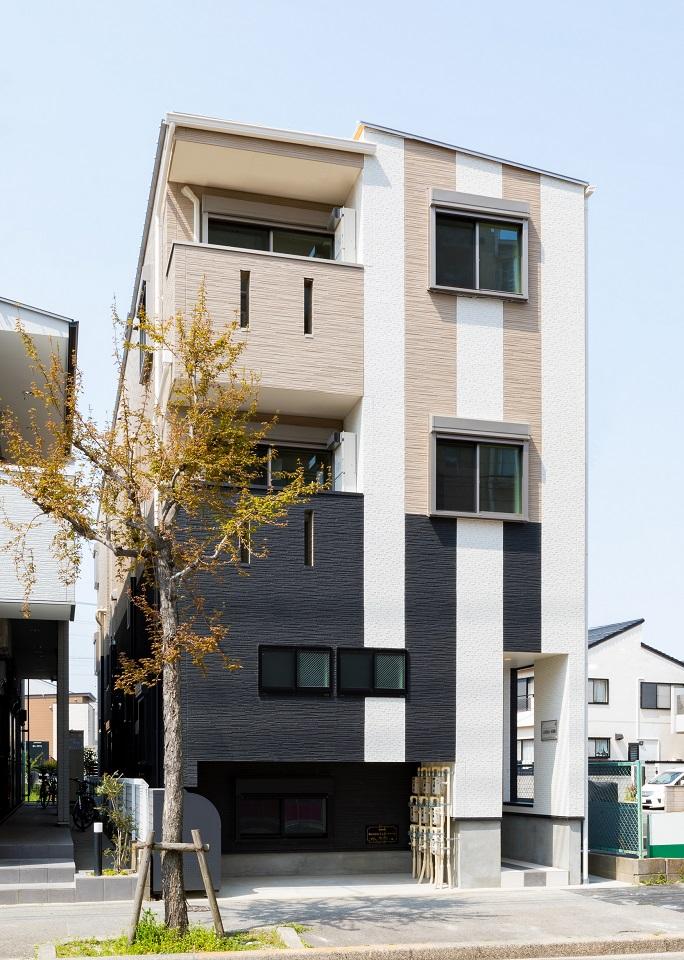 投資アパート LIBERA名西通2