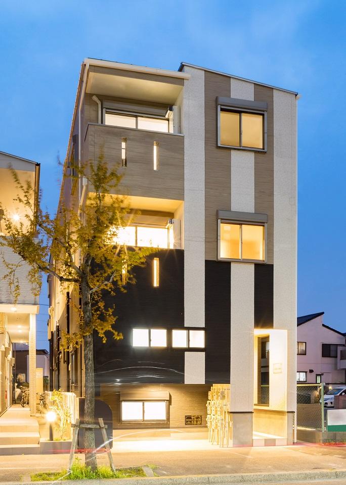 投資アパート LIBERA名西通3