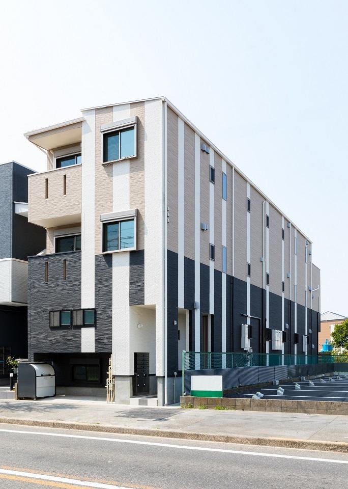 投資アパート LIBERA名西通4